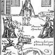 Matthew Hopkins (d. 1647) Print by Granger