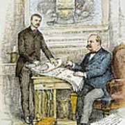 Nast: Civil Service Reform Print by Granger