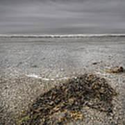 On The Beach Print by Andy Astbury