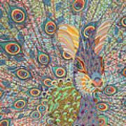 Peabit  Print by Erika Pochybova