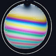 Thin Film Interference Print by Andrew Lambert Photography