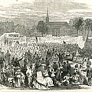 Washington: Abolition, 1866 Print by Granger