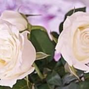 Roses For You Print by Gornganogphatchara Kalapun