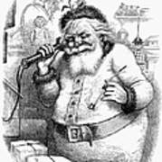 Thomas Nast: Santa Claus Print by Granger
