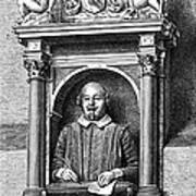 William Shakespeare Print by Granger
