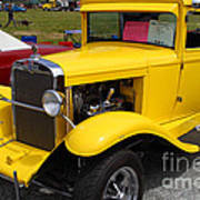 1929 Chevrolet Coupe 7d15140 Print by Wingsdomain Art and Photography