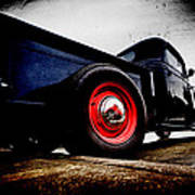 1934 Ford Pickup Print by Phil 'motography' Clark
