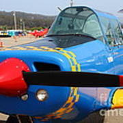 1958 Morrisey 2150 Cn Fp2 Aircraft 7d15835 Print by Wingsdomain Art and Photography
