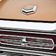 1966 Ford Thunderbird Print by Gordon Dean II