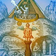 Alchemy Print by Science Source