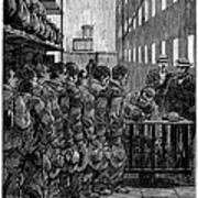 Blackwells Island, 1876 Print by Granger