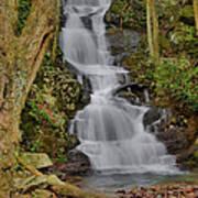 Buttermilk Falls Print by Stephen  Vecchiotti