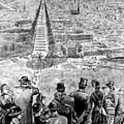 Garfield Inauguration, 1881 Print by Granger