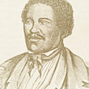 Henry Box Brown, African-american Print by Photo Researchers