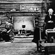 Film Still: Abraham Lincoln Print by Granger