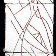 Guardian Angel  Print by Gloria Ssali