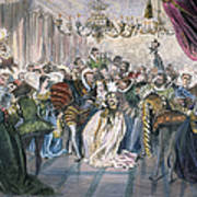 Perrault: Cinderella, 1867 Print by Granger