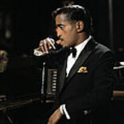 Sammy Davis Jr, 1960s Print by Everett