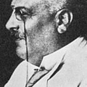 Alois Alzheimer, German Neuropathologist Print by Science Source