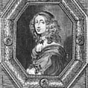 Christina (1626-1689) Print by Granger