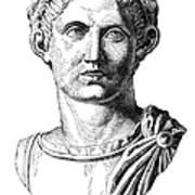 Constantine I (d. 337) Print by Granger