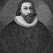 John Winthrop (1588-1649) Print by Granger