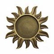 Sun Star Print by Blink Images