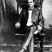 Booker T. Washington 1856-1915 Print by Everett