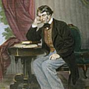 Charles Sumner (1811-1874) Print by Granger