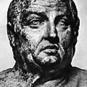 Lucius Annaeus Seneca Print by Granger