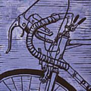 Bike 2 Print by William Cauthern