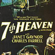 7th Heaven Print by Georgia Fowler