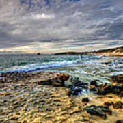 Point Peron Wa Print by Imagevixen Photography
