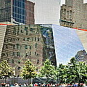 9/11 Memorial Print by Gwyn Newcombe