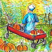 A Child's Joy  Print by Jon Baldwin  Art