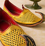 Abarian Shoes Print by Garry Gay
