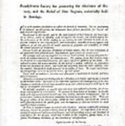 Abolitionist Address By Benjamin Print by Everett