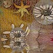 After The Rain Under The Star Print by Pepita Selles