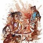 Aku Soku Zan 2 Print by Tuan HollaBack