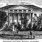 Alabama: Emerson College Print by Granger
