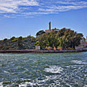 Alcatraz Island San Francisco Print by Garry Gay