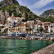 Amalfi Print by David Smith