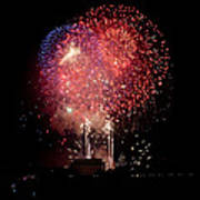 America's Celebration Print by David Hahn