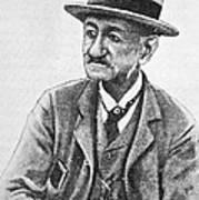 Angelo Dubini, Italian Physician, Artwork Print by