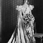 Anna Eleanor Roosevelt Print by Granger