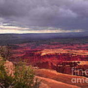 Approaching Storm  Print by Robert Bales