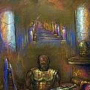 Armor Of God Print by Tommy  Winn