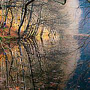 Autumn Print by Okan YILMAZ