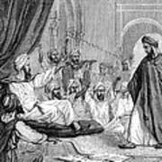 Averroes, Islamic Physician Print by