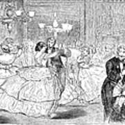 Ball, 1858 Print by Granger
